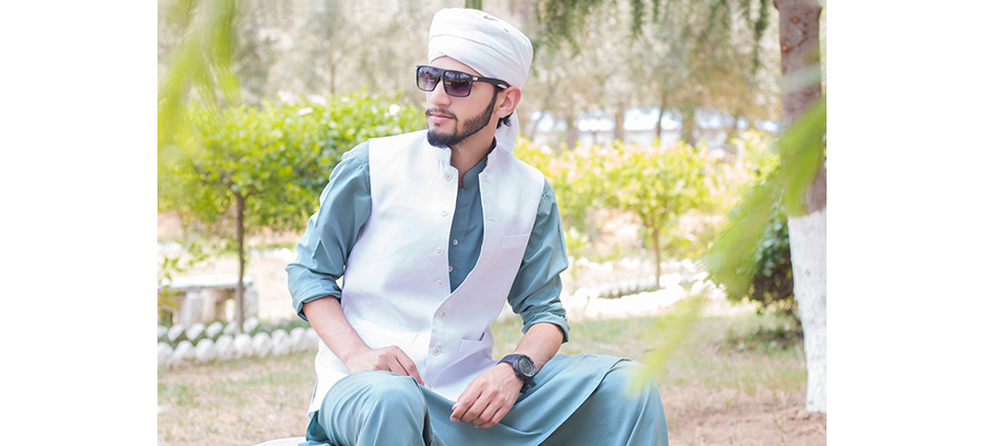 Pathani style kurtas for men