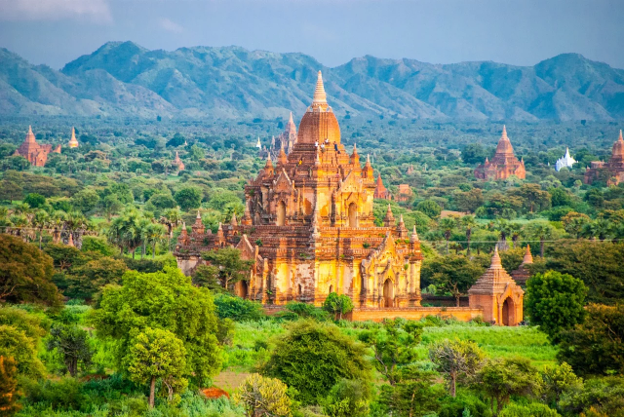 Budget trip to Myanmar