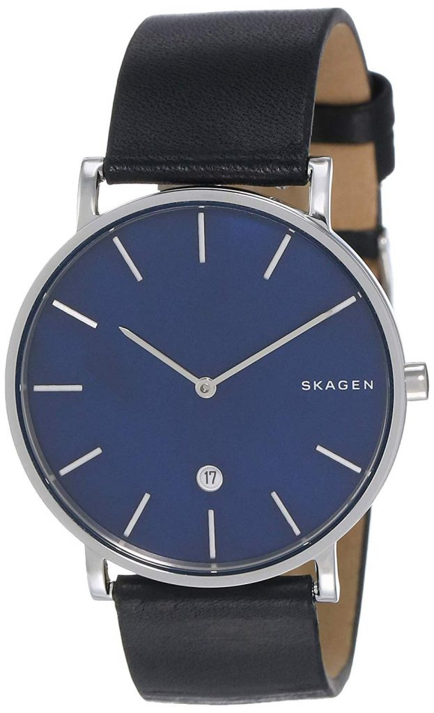Black Analog Watch from Skagen