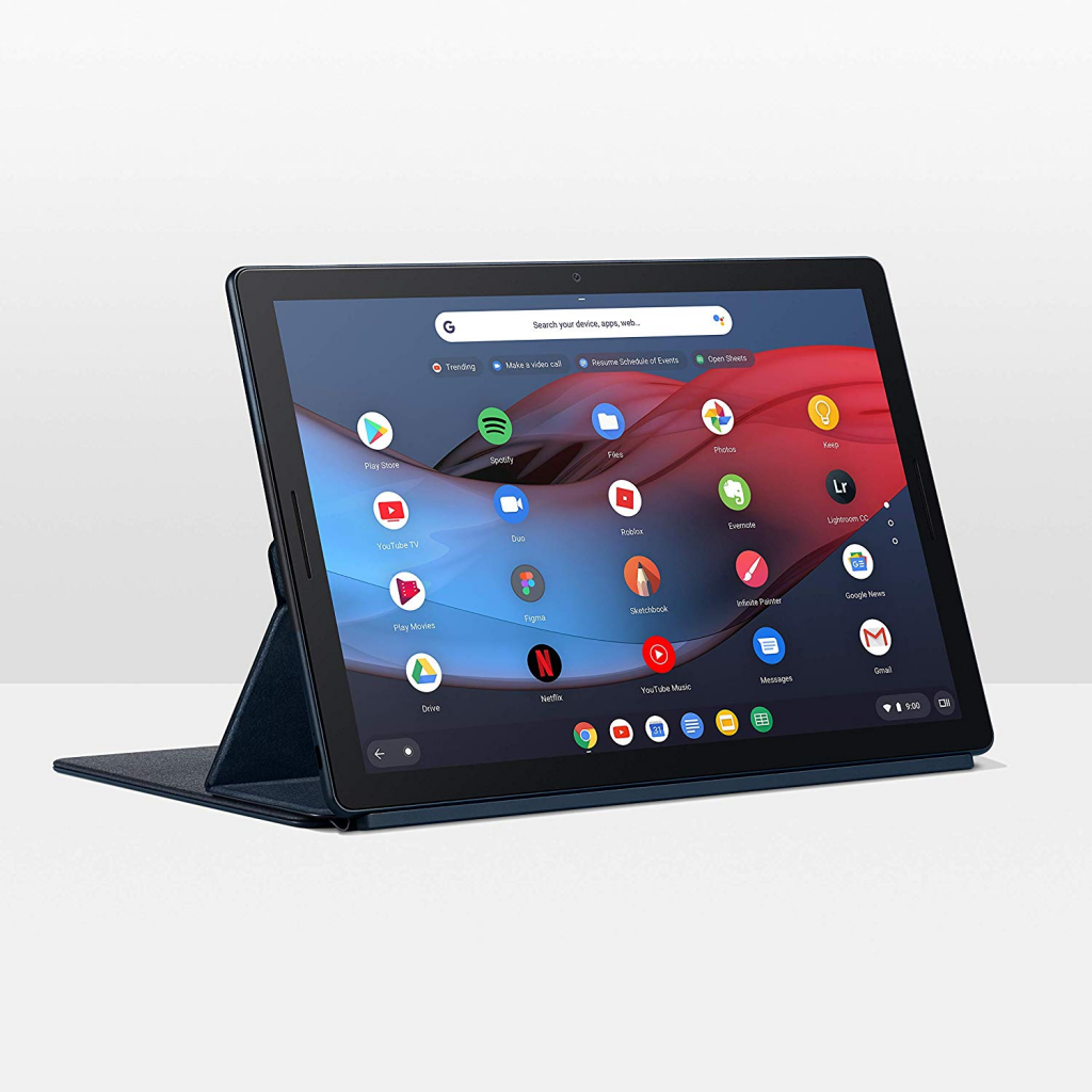 Google Pixel Slate from Amazon_Smart tablets
