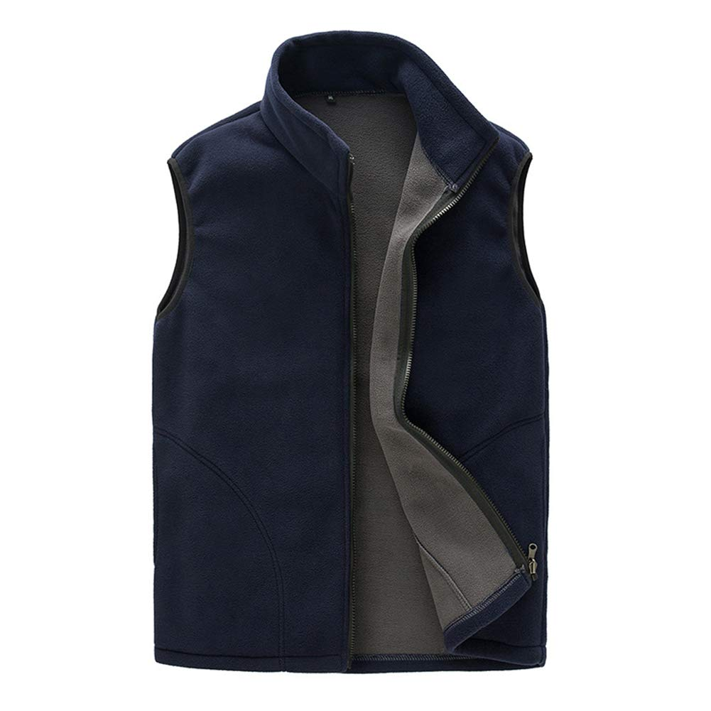 Men's fleece vest available on Amazon is one of the top men's vest styles