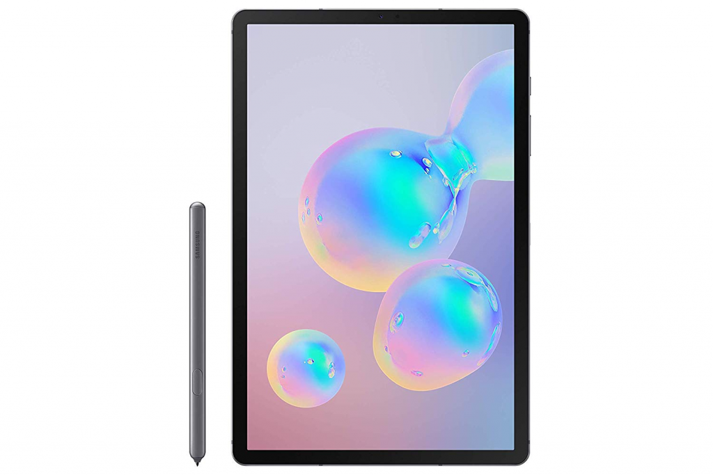 Samsung Galaxy Tab S6 on Amazon_Smart tablets