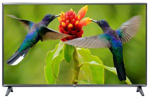 LG 43 inch smart TV