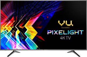 VU 50 inch pixelight smart LED TV