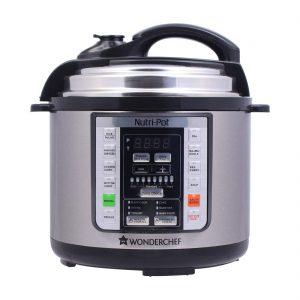smart kitchen appliances wonderchef nutripot