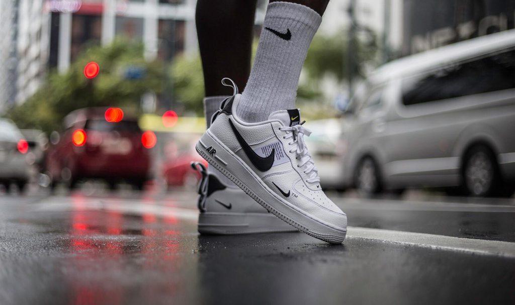 پوشیدن جوراب با کفش اسپورت