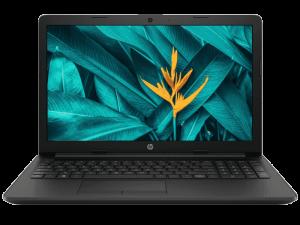 Best work from home laptop HP DA3001TU