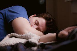 Sleep monitor smartwatch feature
