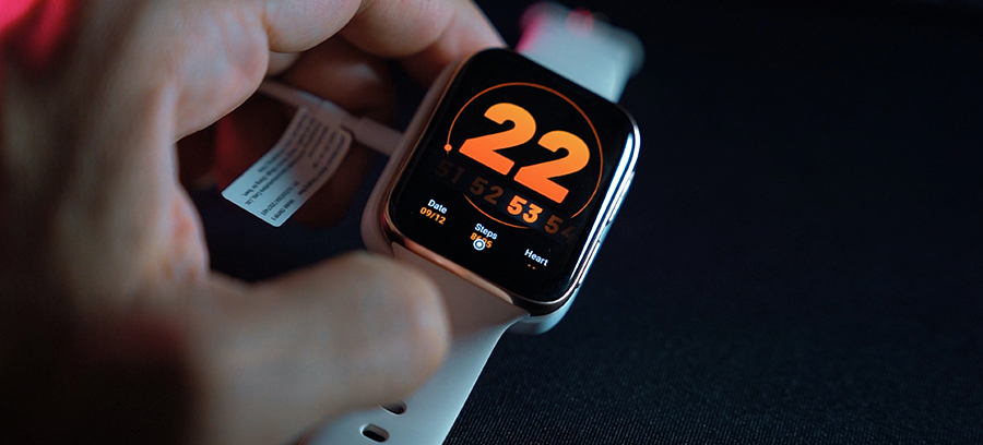 Smartwatch Features for Health